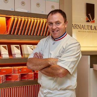 Arnaud Larher: la gourmandise est une vilaine qualité