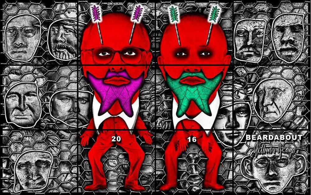 Gilbert et Georges : Un duo délirant