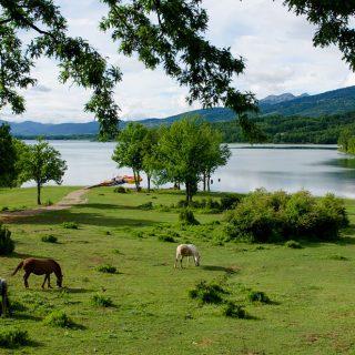 Lac Plastira, une nature préservée