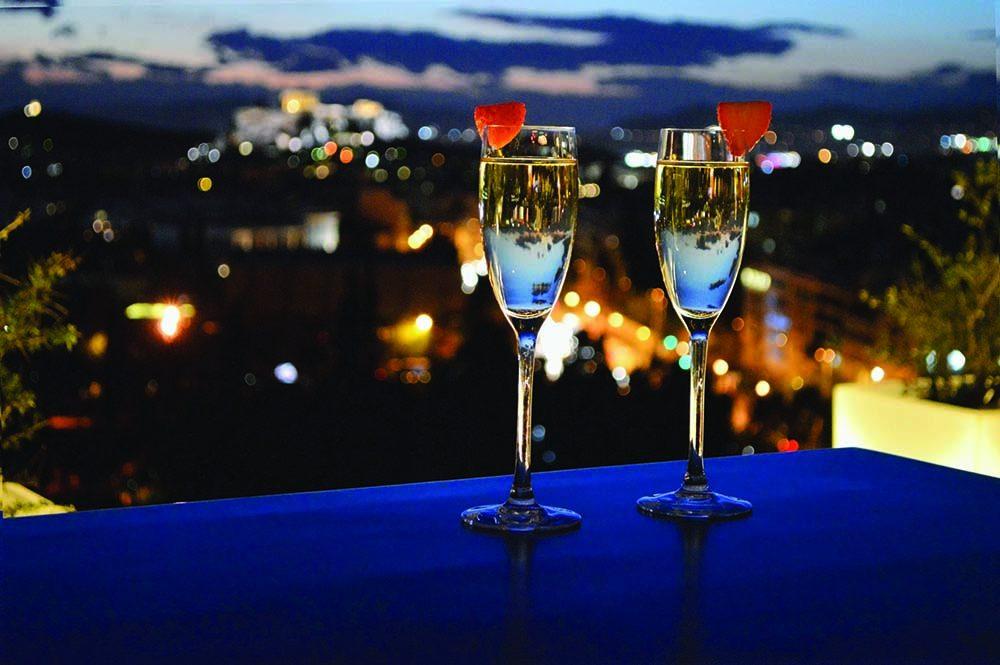 Passez la St Valentin à Athènes