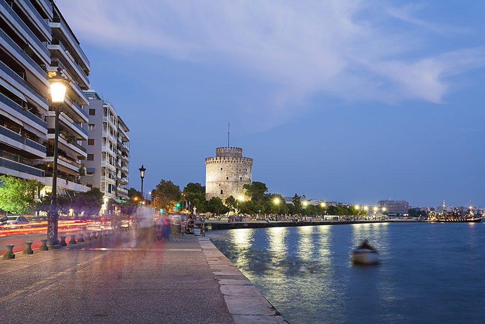 24 heures à Thessalonique
