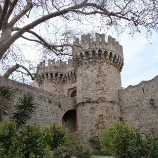 Rhodes, une romance avec l'Histoire