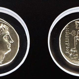 La symbolique des pièces de monnaie dans la Grèce Antique