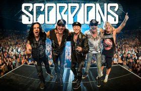 Scorpions de passage à Athènes pour un concert unique !