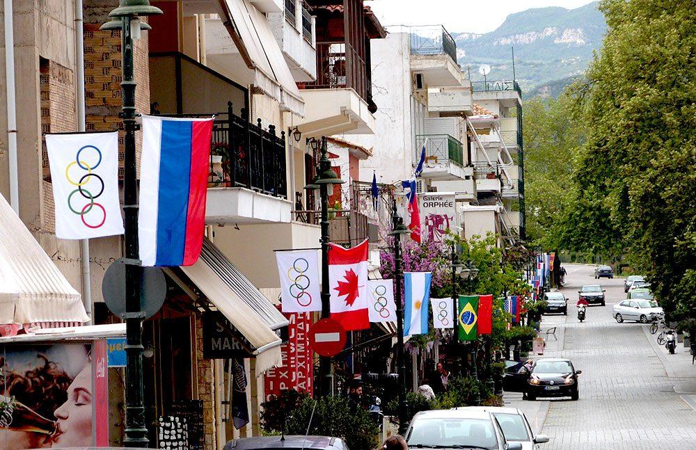 La Grèce et les Jeux Olympiques (4/4) : L'empreinte olympique en Grèce