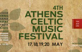 4e Festival de musique celtique d'Athènes