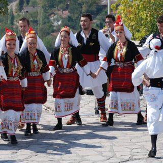 Concert de danses traditionnelles grecques