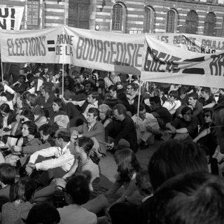 Mai 68 – Revivez les événements 50 ans après