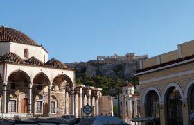 Où manger à petit prix à Athènes