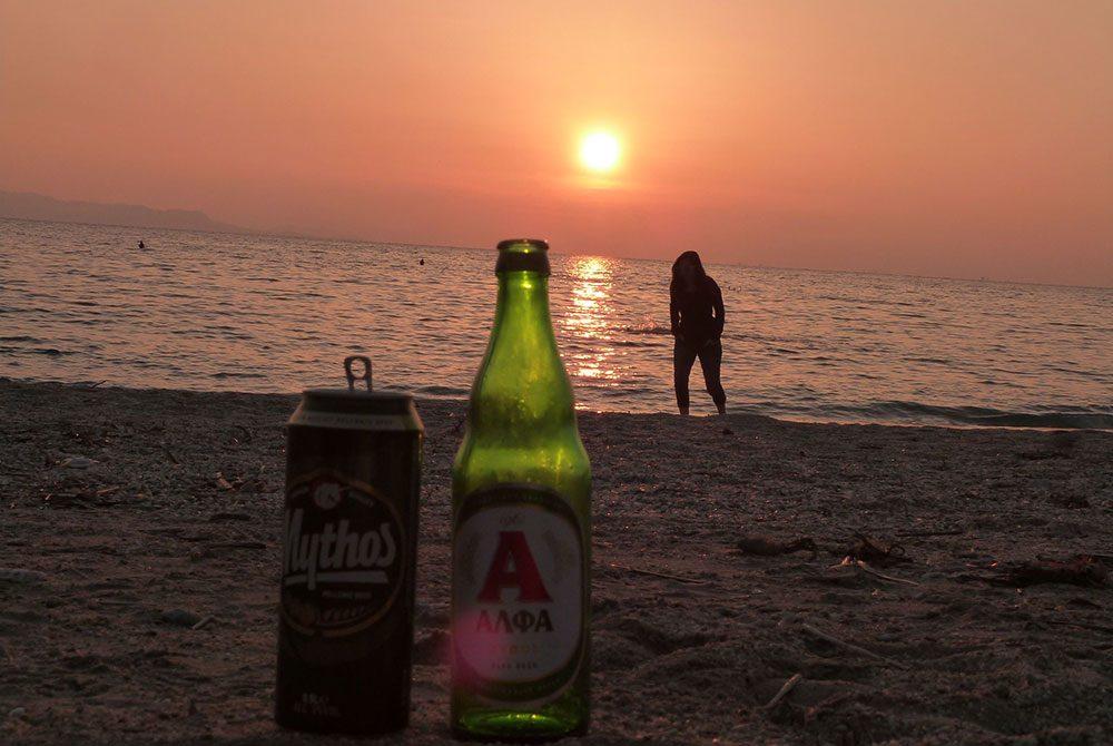 12 bières originales produites en Grèce