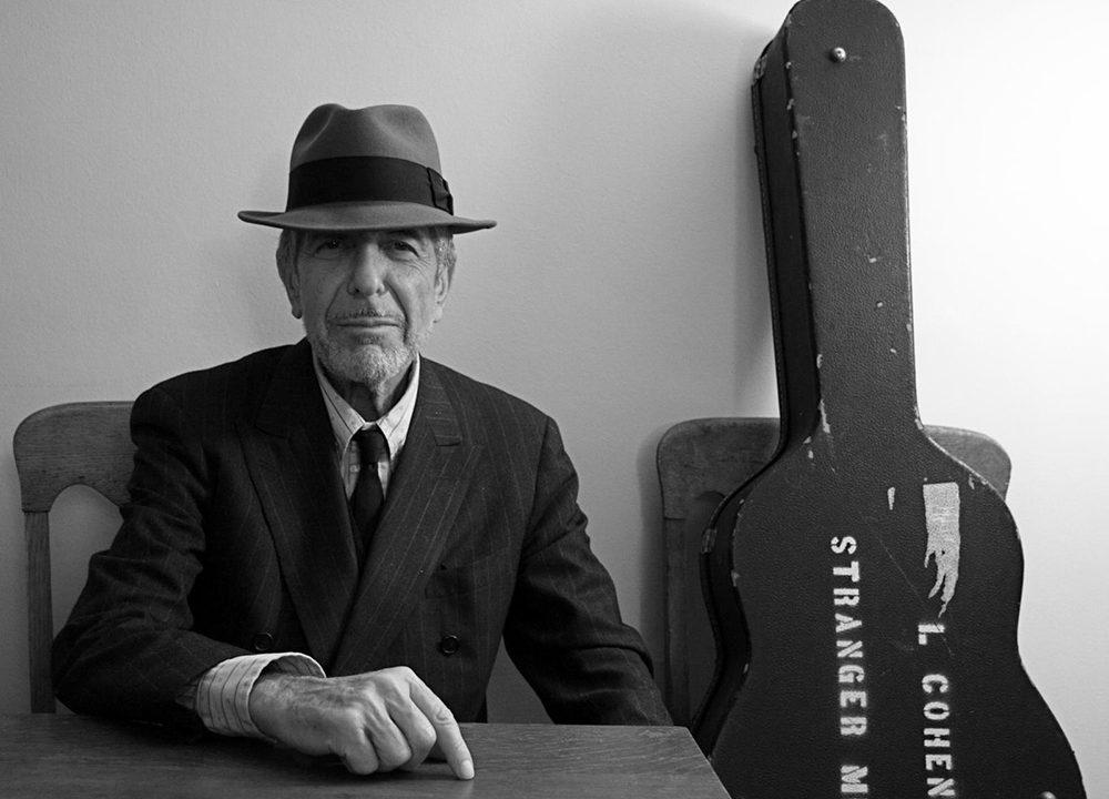 Hommage à Leonard Cohen