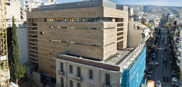 Le Musée Goulandris d'Art Contemporain : un musée pour les grands maîtres