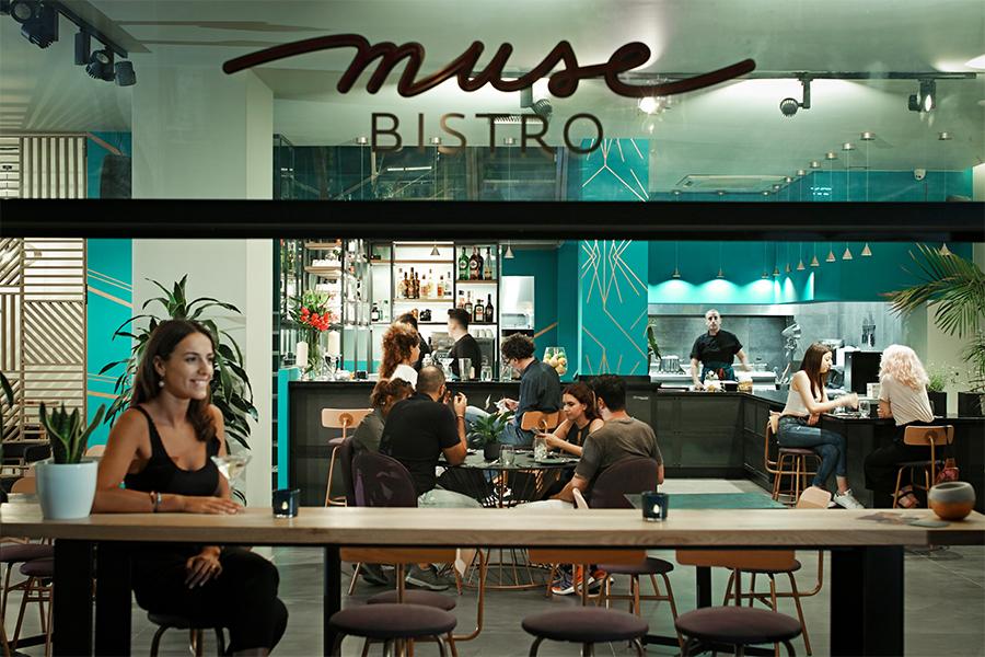 Muse bistro : Un charme ancien, un goût moderne