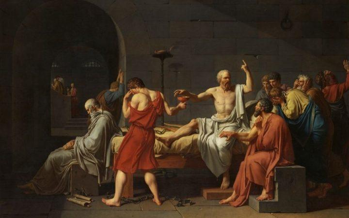De la coupe aux lèvres, la mort de Socrate (3/10)