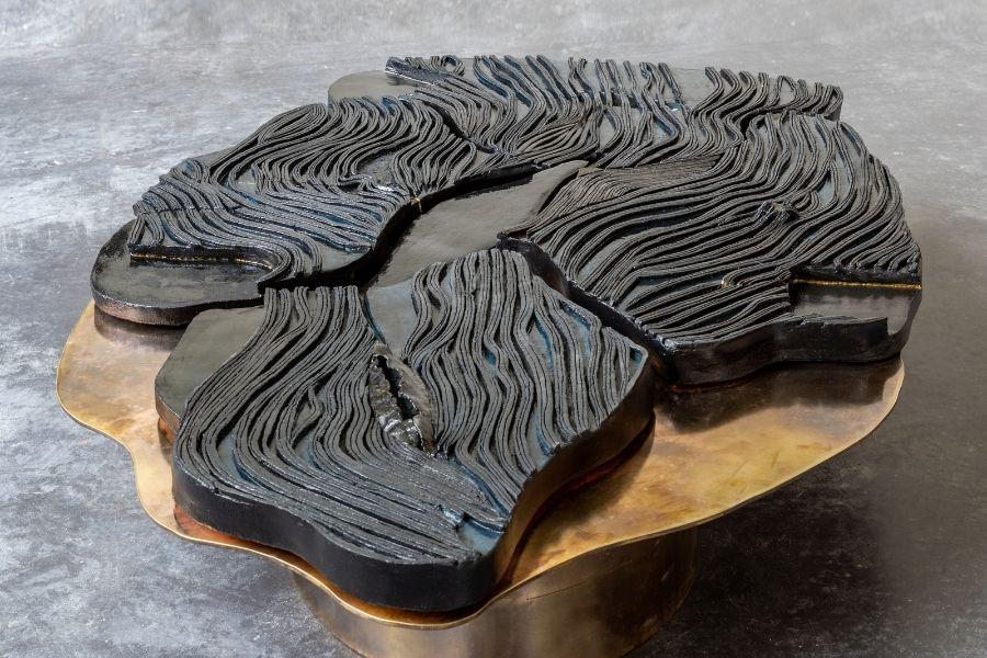 Ouverture d'une résidence de recherche sur la céramique contemporaine