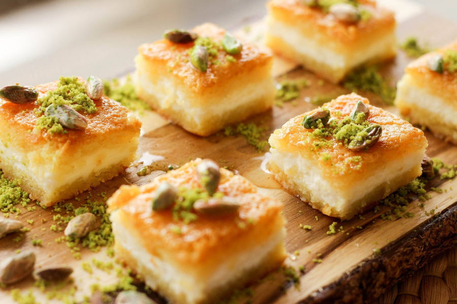 Le challenge Baklava : maîtrisez à la perfection ce dessert grec grâce à une simple recette !