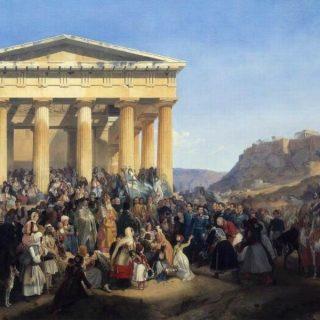 10 journées dans la vie d'une ville (7/10) : 1er décembre 1834, Othon Ier devient roi de Grèce
